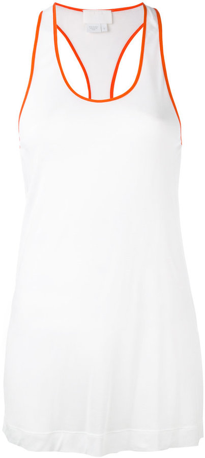 DKNYDKNY tank with contrast piping