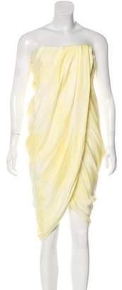 Thakoon Silk Sleeveless Dress