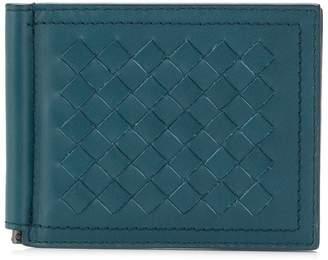 Bottega Veneta bifold money clip wallet