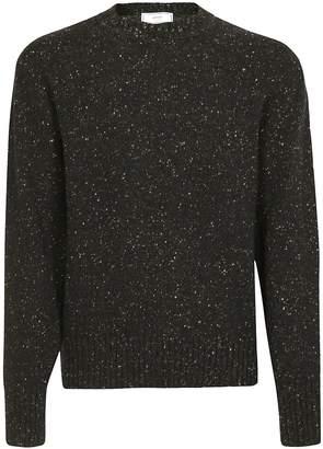 Ami Alexandre Mattiussi Flecked Sweater