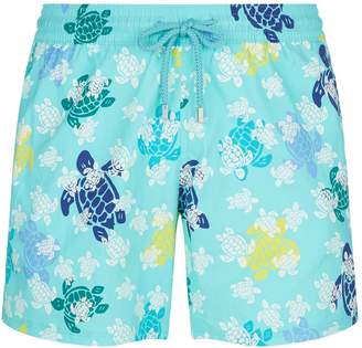 Vilebrequin Moonrise Glow-In-The-Dark Swim Shorts