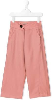 Marni wide legged trousers