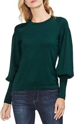 Vince Camuto Blouson Sleeve Sweater