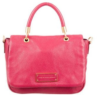 Marc by Marc Jacobs Grained Leather Handle Bag $230 thestylecure.com