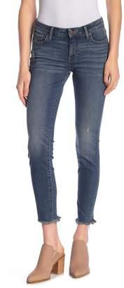 Lucky Brand Lolita Skinny Raw Hem Jeans