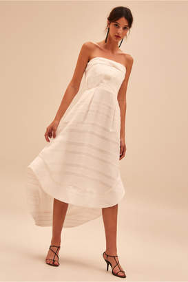 C/Meo Collective SOLITUDE GOWN ivory