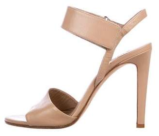 Vince Leather Strap Sandals