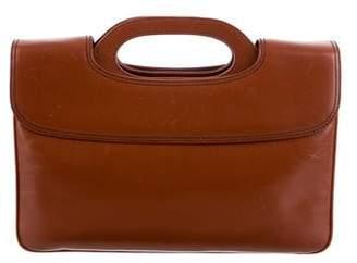 Salvatore Ferragamo Vintage Leather Handle Bag