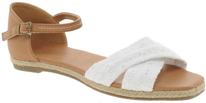 ASOS FERRY Flat Sandals