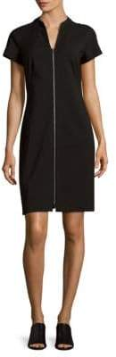 Lafayette 148 New York Lottie Zippered Dress