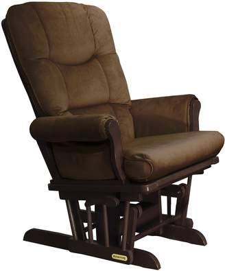 Shermag Glider Recliner with Multiposition Lock