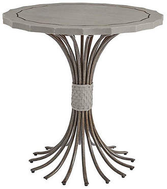 One Kings Lane Eddy's Landing Side Table - Gray