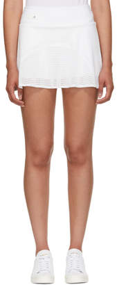 adidas by Stella McCartney White Tennis Minskirt