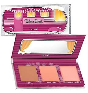 Benefit Cosmetics Babe On Board Mini Blush, Bronzer & Highlighter Palette - $48 Value