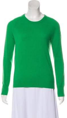 Equipment Cashmere Scoop Neck Sweater
