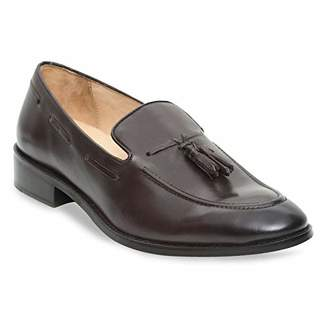 Urbane Shoes Co Handcrafted Genuine Cowhide Leather Shoes Men Classic Tassel Semi Formal Loafer Mens Dress Shoes