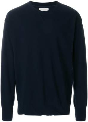 Laneus loose fit sweatshirt