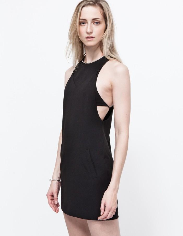 Alexander WangStrap Back Camisole Dress