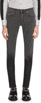 Alexander McQueen Degrade Slim-Fit Jeans