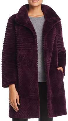 Maximilian Furs Sheared Beaver Fur Coat - 100% Exclusive
