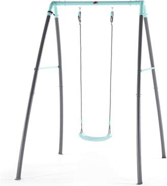 Plum Premium Metal Sinlge Swing with Mist