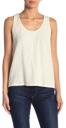 Madewell Everly Twisted Racerback Tank