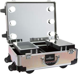 Co Impressions Vanity SlayCase(TM) XLS Vanity Travel Train Case with Stand