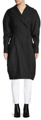 Jacquemus Hourglass Wool Coat