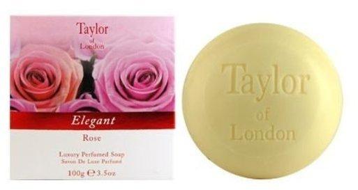 Taylor of London Elegant Rose Single Soap