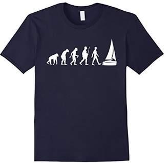 Funny Dinghy Sailing T-Shirt Sailboat Tee Sail Boat Racing