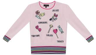 Juicy Couture Sweet Treats Pullover for Girls