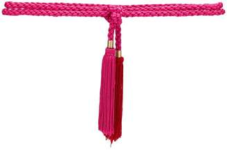 Philosophy di Lorenzo Serafini cord belt