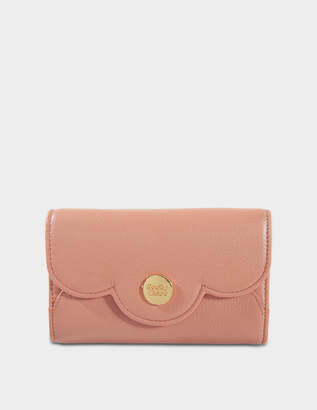 See by Chloe Polina Compact Medium Wallet in Cheek Lamb Skin