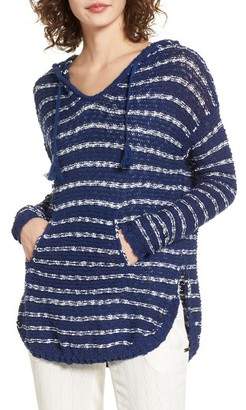 Women's Roxy Smoke Signal Hooded Sweater $69.50 thestylecure.com