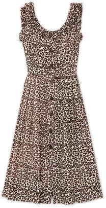 Sea Lottie Sleeveless Midi Dress