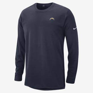 Nike Modern (NFL Chargers) Men's Long Sleeve Top