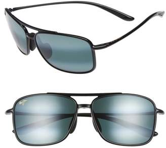 Maui Jim Kaupo Gap 61mm PolarizedPlus2(R) Sunglasses