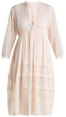 Loup Charmant - Nova Cotton Dress - Womens - Light Pink