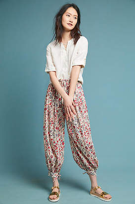 Antik Batik Floral Balloon Pants