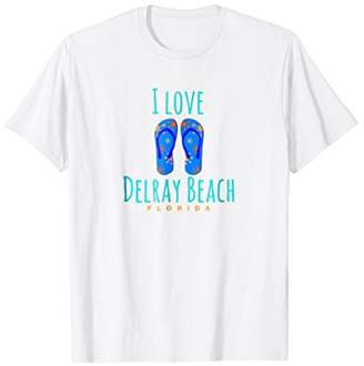 Delray Beach Florida T-Shirt
