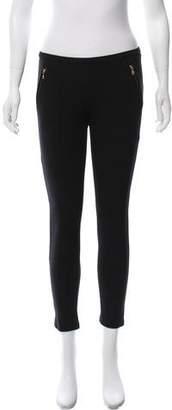 Emilio Pucci Mid-Rise Skinny Pants