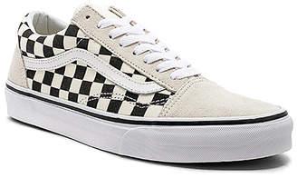 Vans Checkerboard Old Skool