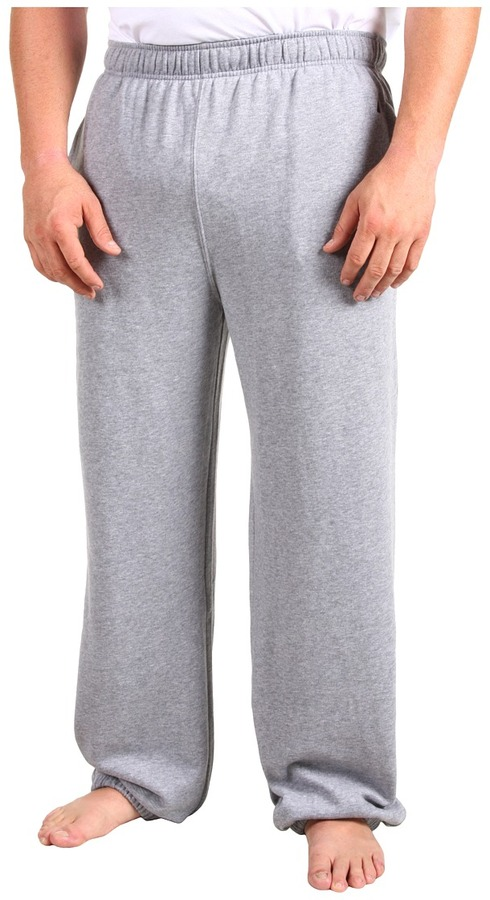 Nautica Big Tall CVC Pants (Ash Heather) - Apparel