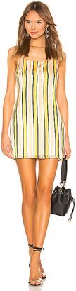 superdown Jules Stripe Cami Dress
