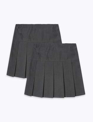 Marks and Spencer 2 Pack Girls' Skirts