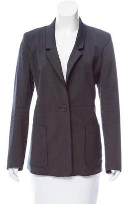 Magaschoni Wool Structured Blazer