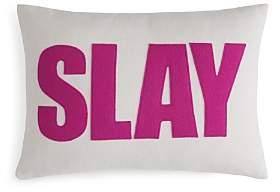 Slay Decorative Pillow, 10 x 14