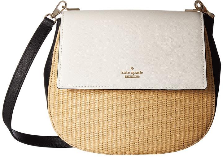 Kate SpadeKate Spade New York - Cameron Street Straw Byrdie Handbags