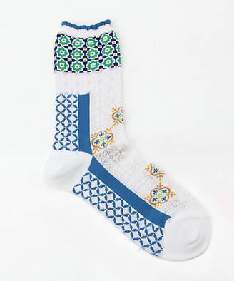 Antipast (アンティパスト) - [Antipast] Tile Socks (As-185)