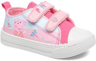 Peppa Pig Kids's PP ADELME Low rise Trainers in Pink